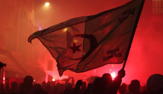 Algérie-supporter