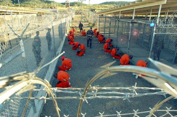 Prisonniers de Guantanamo