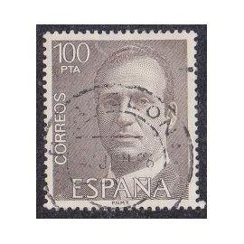 timbre-d-espagne-n-2262-y-t-100-p-brun-serie-courante-roi-juan-carlos-1er-921824578_ML