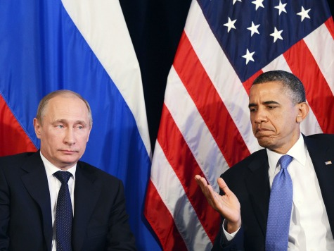 Vladimir Poutine et Barack Obama/Archives