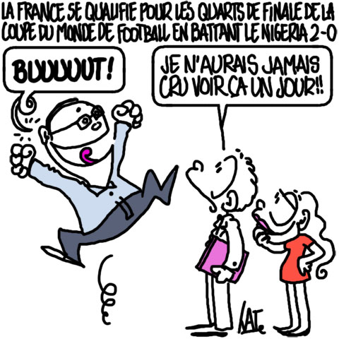 François qui rit