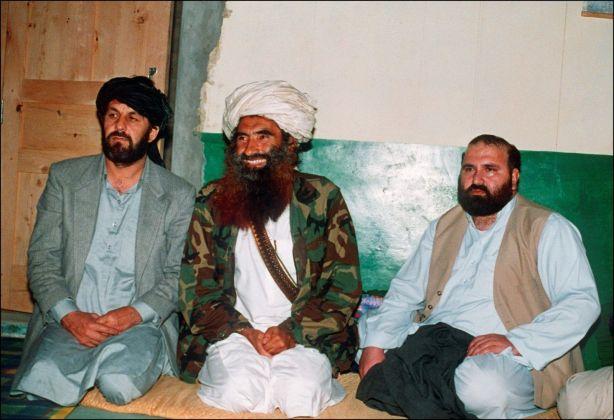 ' Jalaluddin Haqqani '