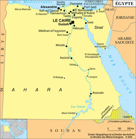 carte-egypte