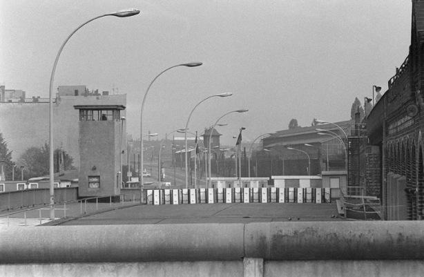 Oberbaumbrücke in 1976