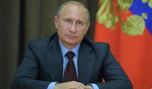 Vladimir Poutine FORBES