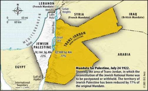 mandat-Palestine