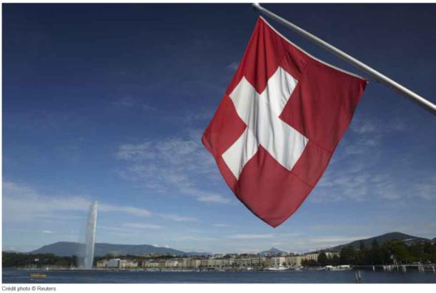 franc suisse krach boursier
