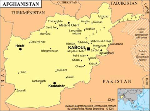 carte_afghanistan