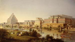 PALAIS ASSYRIEN DE NIMROD