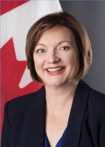 Roxane Dubé, nouvelle consule générale du Canada à Miami.