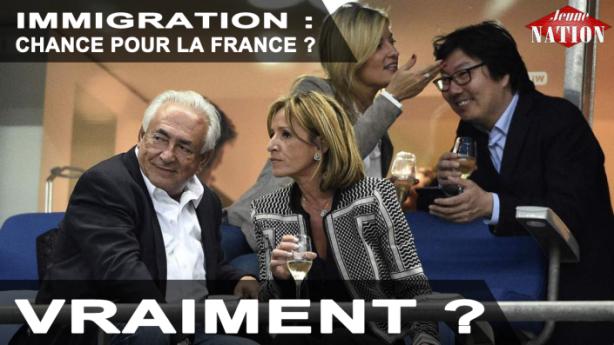 L'immigration est une chance pour la France--