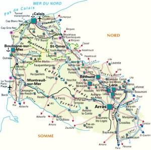 carte-departement-62-pas-de-calais