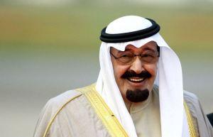 roi abdullah d'arabie saoudite